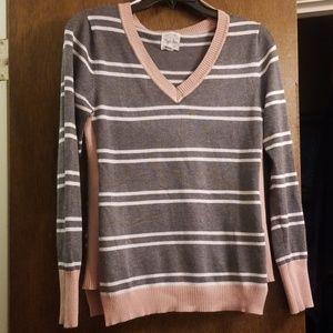 Hippie Rose Brand Soft Lightweight Sweater